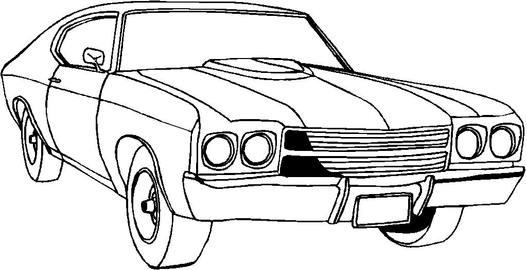 1024x526 Free Printable Car Coloring Pages Free Download Free Printable Car