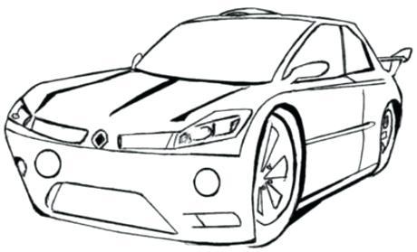 460x279 Race Car Coloring Pages 2 Lab