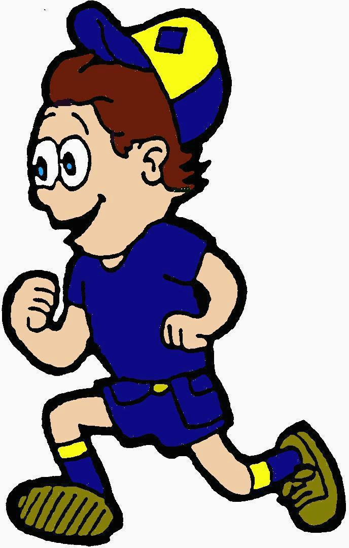 688x1080 Kids Running A Race Clipart Free Images