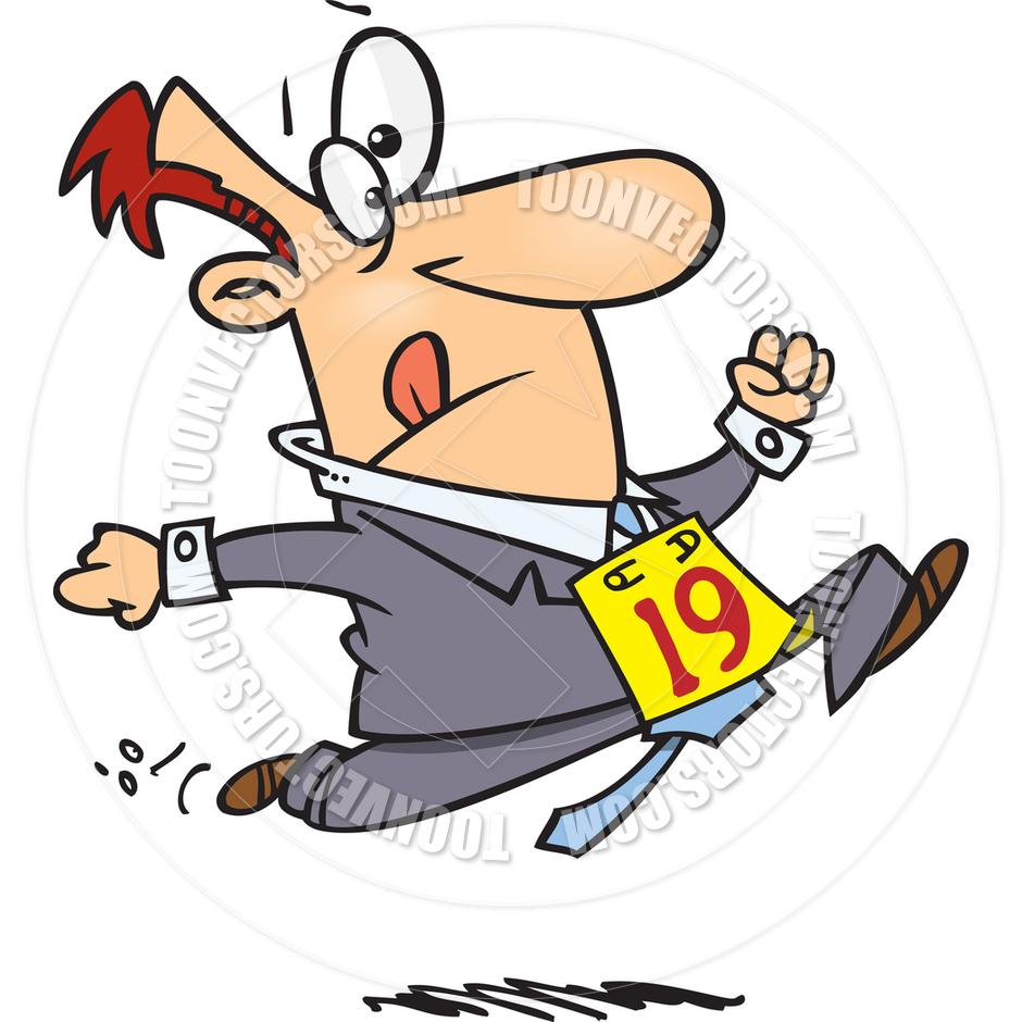 940x940 Racing Clipart Foot Race