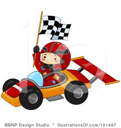 400x420 Race Car Clipart Cute