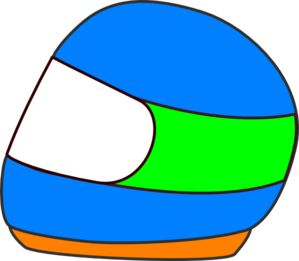 299x261 Race Car Clipart Helmet