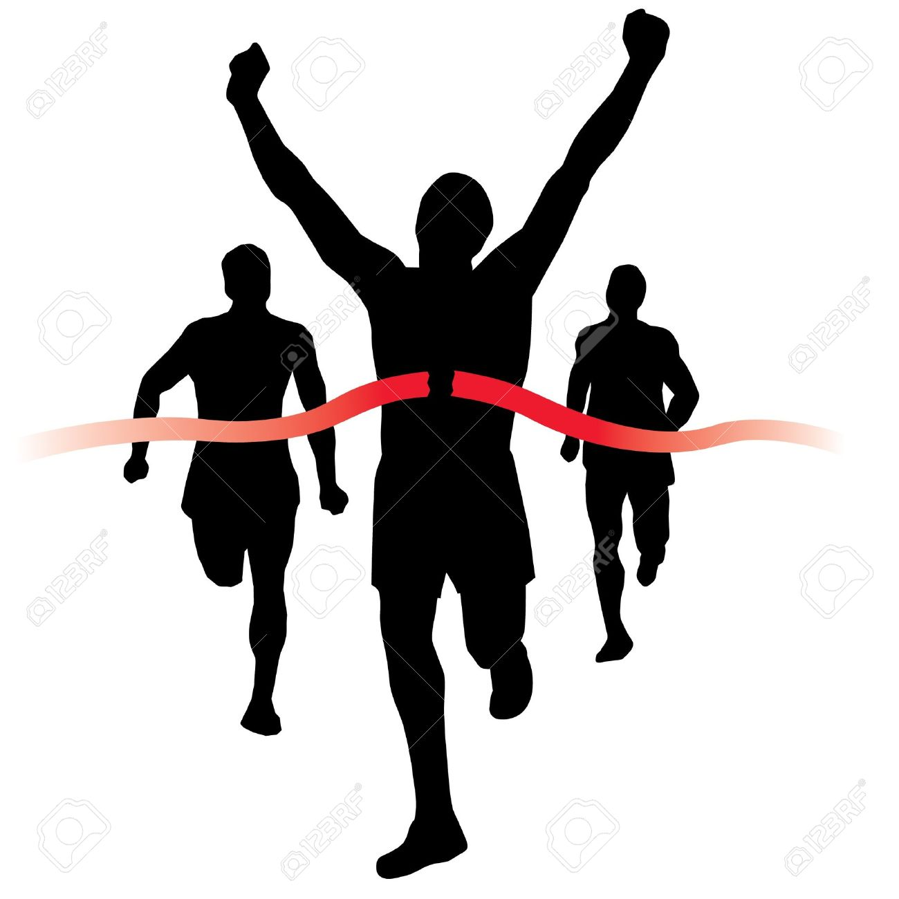 1300x1300 Racing Clipart Finish Line