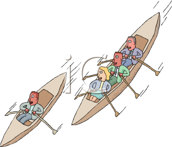 350x301 Yacht Clipart Boat Race
