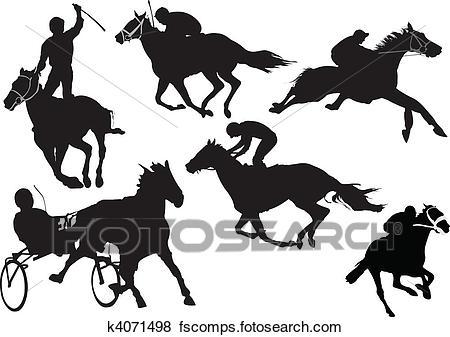 450x337 Horse Racing Clipart Vector Graphics. 4,858 Horse Racing Eps Clip