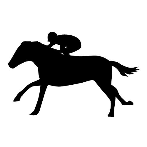 500x500 Horse Bets Clip Art Cliparts
