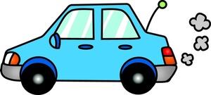 300x135 Clipart Of A Car