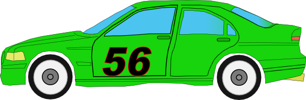 600x196 Free Car Clipart Image