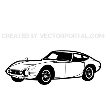 340x340 Race Car Clip Art