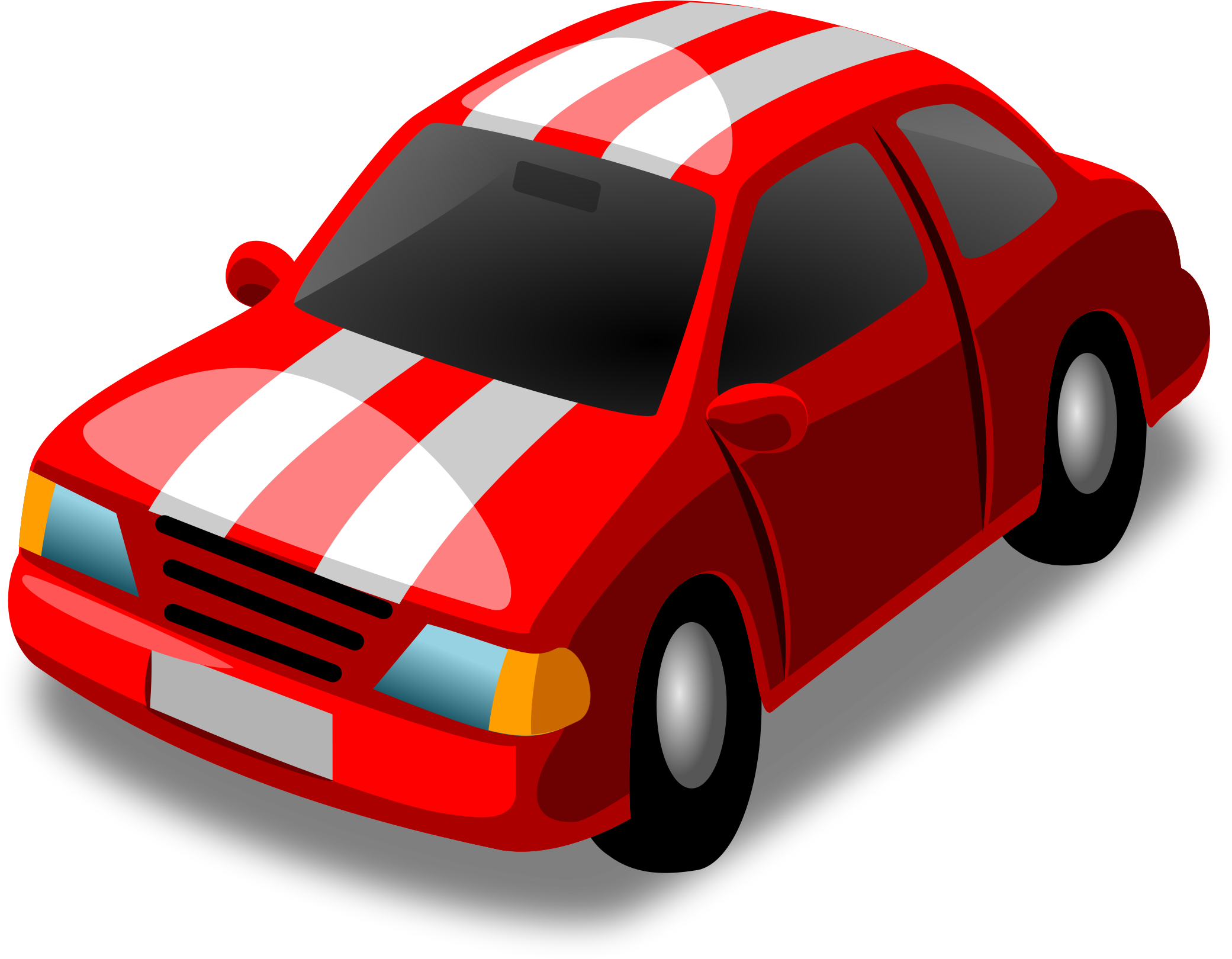 2081x1620 Red Race Car Clip Art Clipart Little Red Racing