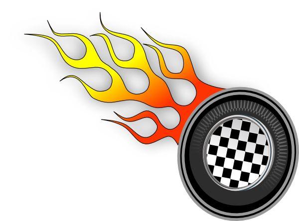 600x444 Racing clip art 2