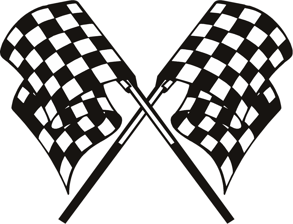 989x757 Racing Flag Racing Checkered Flag Clip Art Flags Vinyl Wall