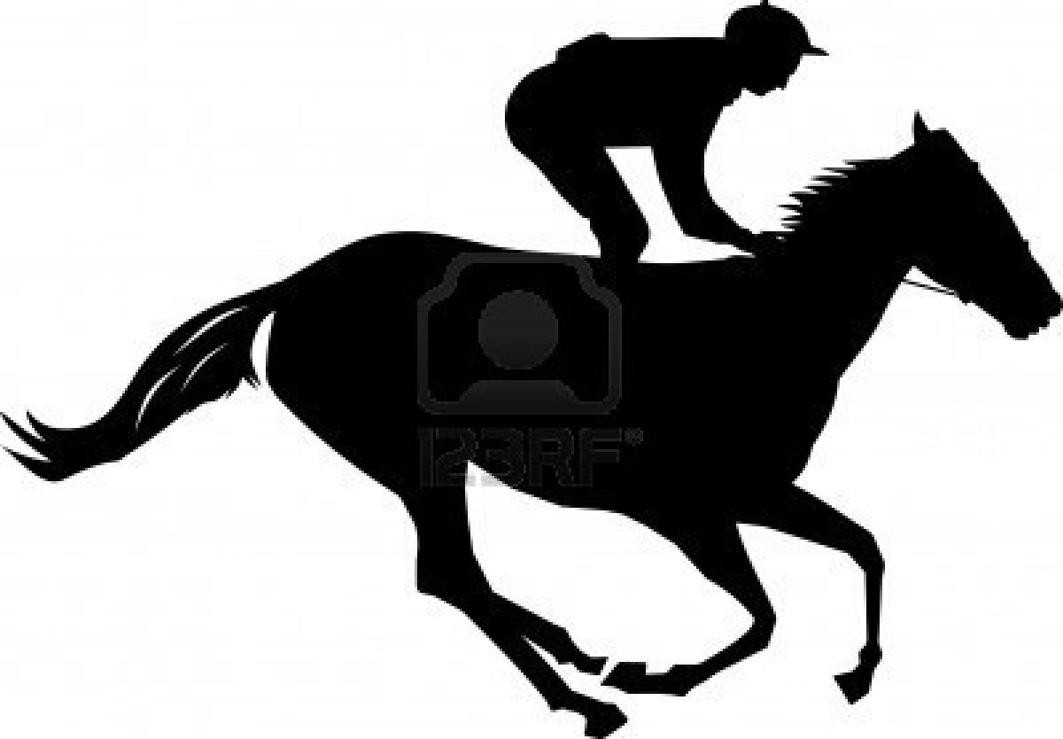 1200x834 Free Horse Racing Clipart