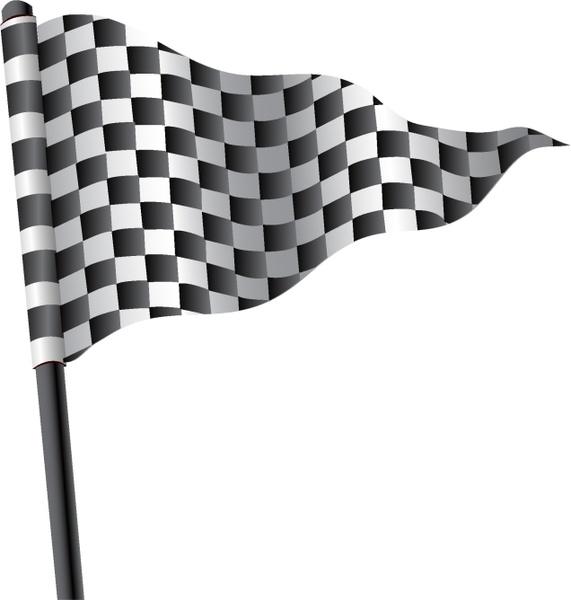 571x600 Racing Flag Vector Free Vector Download (2,869 Free Vector)