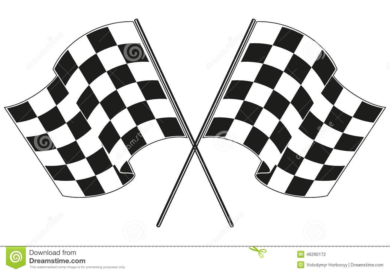 1300x911 Number Clipart Checkered