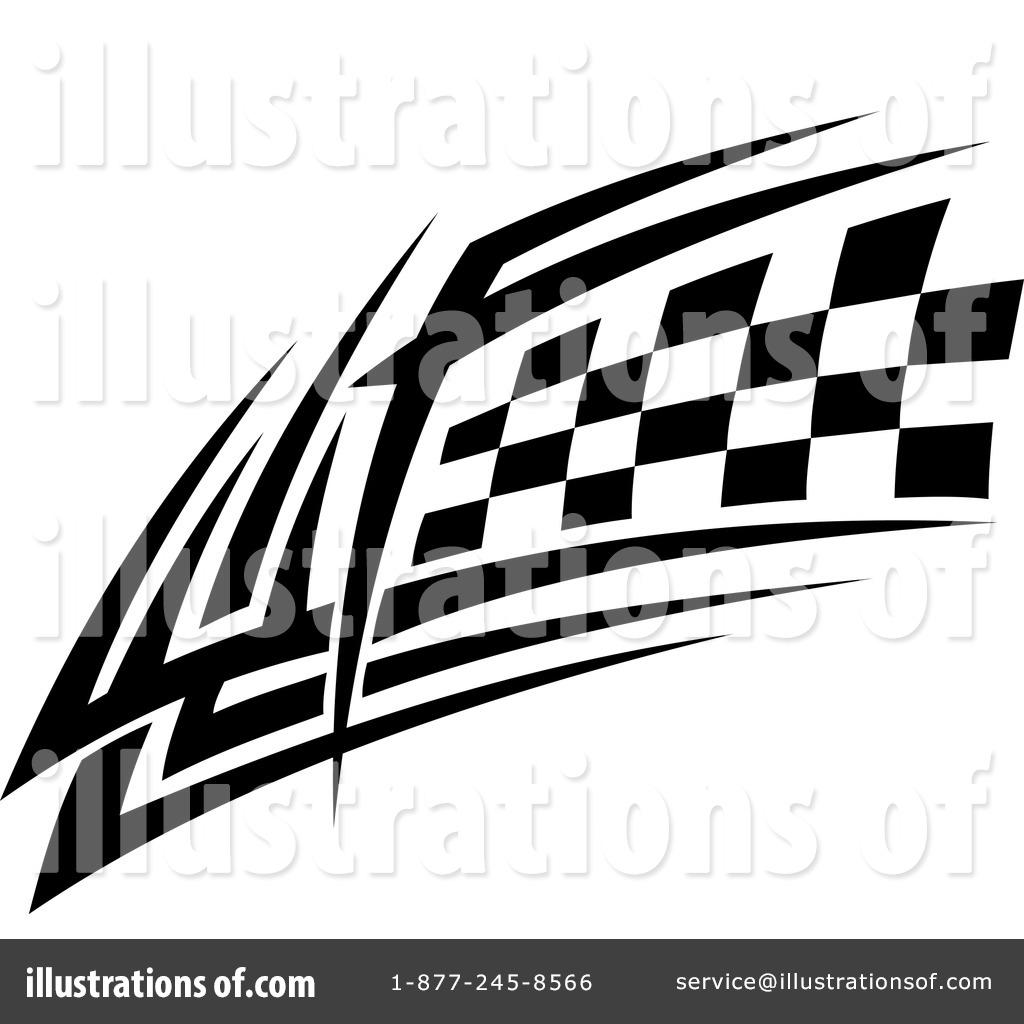 1024x1024 Racing Flag Clipart