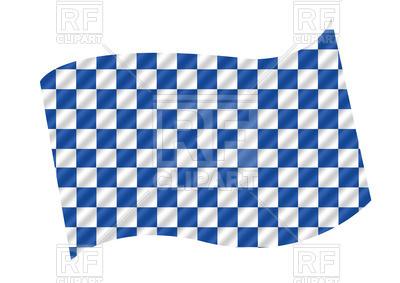 400x283 Racing Flag