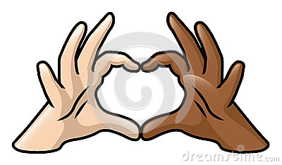 400x234 Hand Clipart Racial