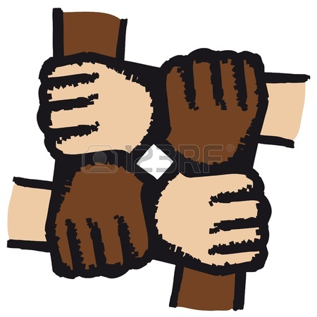 450x450 Hands Joined Royalty Free Cliparts, Vectors, And Stock