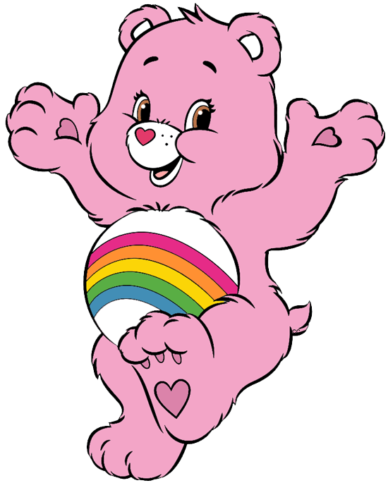 550x685 Care Bears And Cousins Clip Art Images
