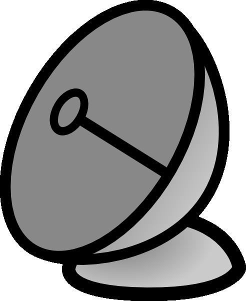 492x602 Dish Antenna Clip Art, Free Dish Antenna Clip Art