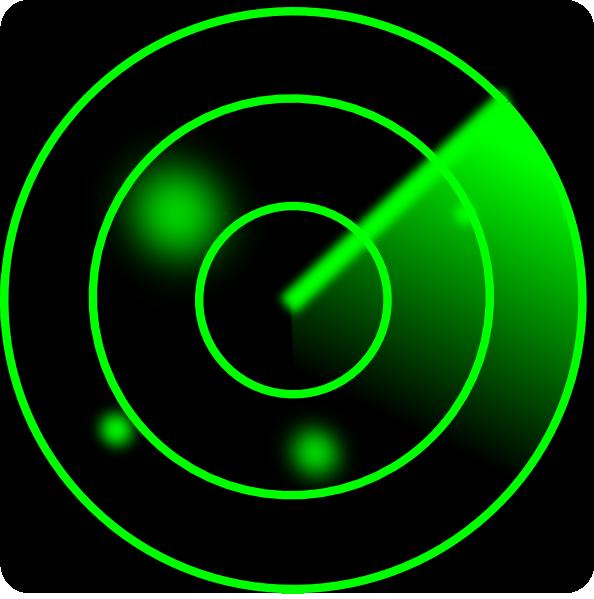 594x599 Iolco Radar Screen Clip Art