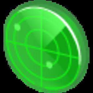300x300 Radar Icon Free Images