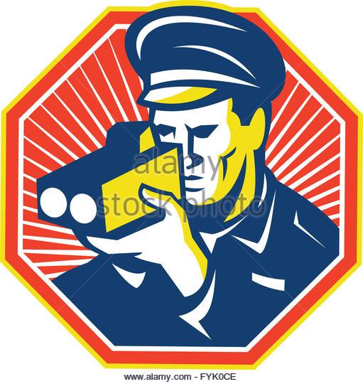 511x540 Clip Art Police Officer Radar Gun Cliparts