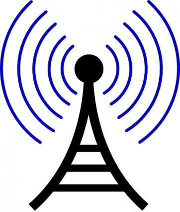 362x425 Radio Wireless Tower Clip Art Vector Clip Art Free Vector Free