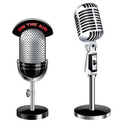 Radio Microphone Clipart