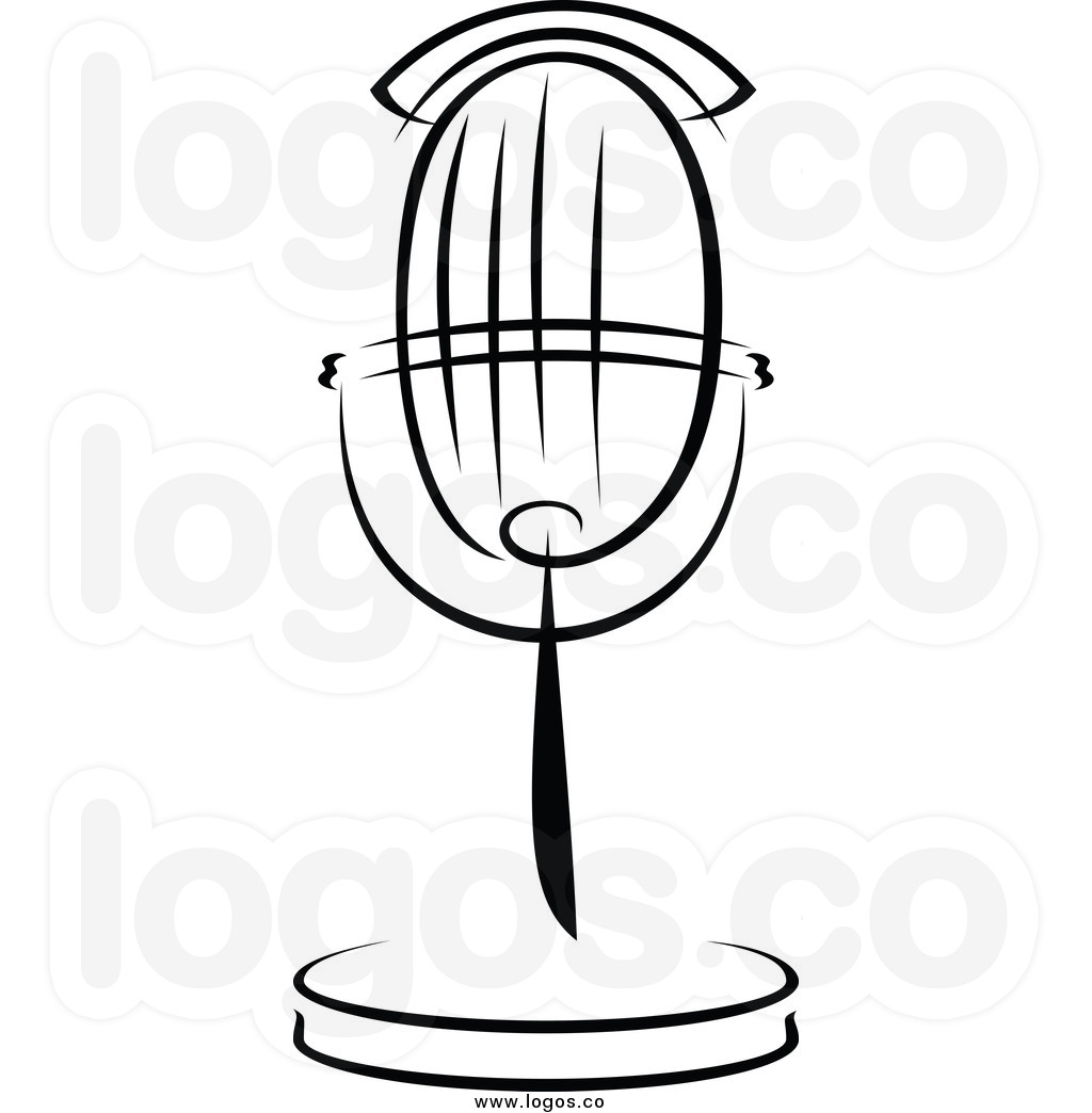 Radio Microphone Clipart   Free download best Radio Microphone ...