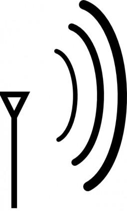 255x425 Antenna Clip Art Download