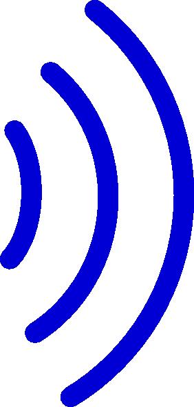 282x592 Radio Waves Clip Art