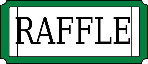 600x262 Clipart Raffle