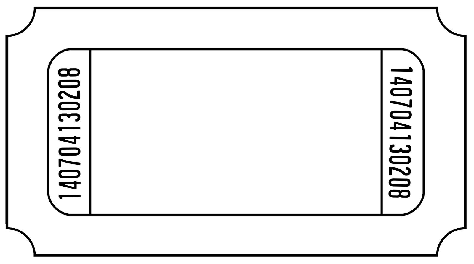 1600x893 Raffle Ticket Clipart
