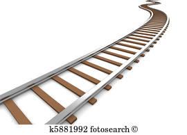 270x194 Railroad Track Illustrations And Clip Art. 2,026 Railroad Track
