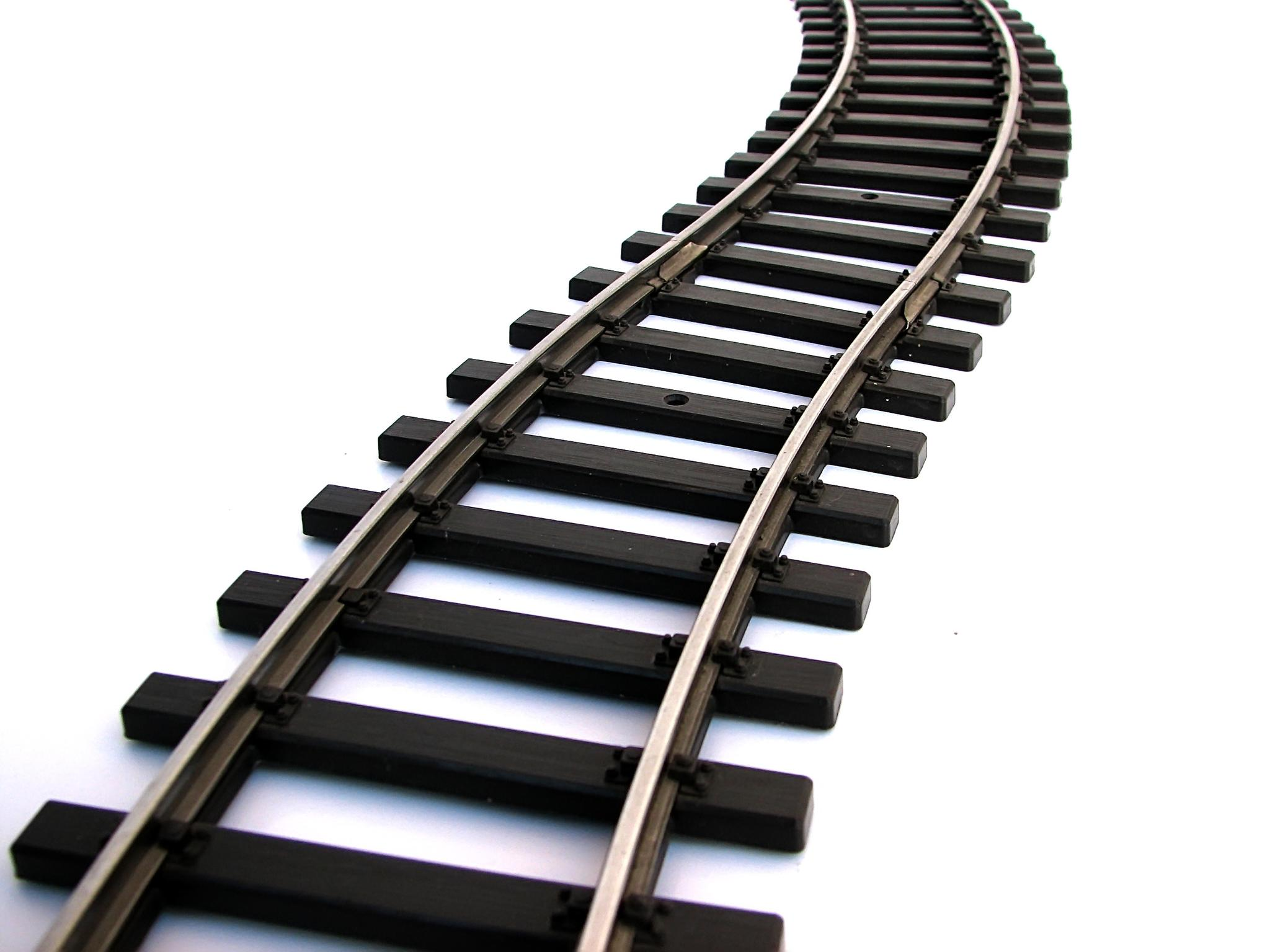 2048x1536 Train Railroad Tracks Clip Art
