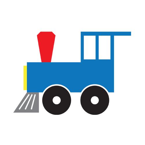 500x500 Train Caboose Clip Ar Clip Art Library