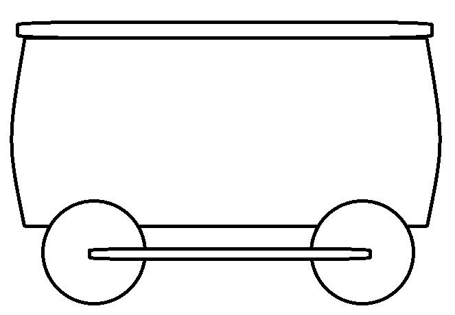 663x460 Railroad Clipart Train Caboose