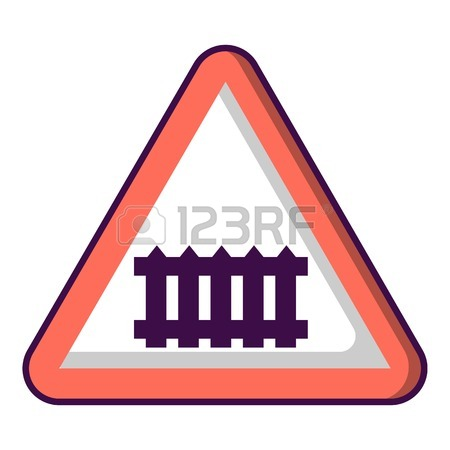450x450 628 Railway Signal Stock Vector Illustration And Royalty Free
