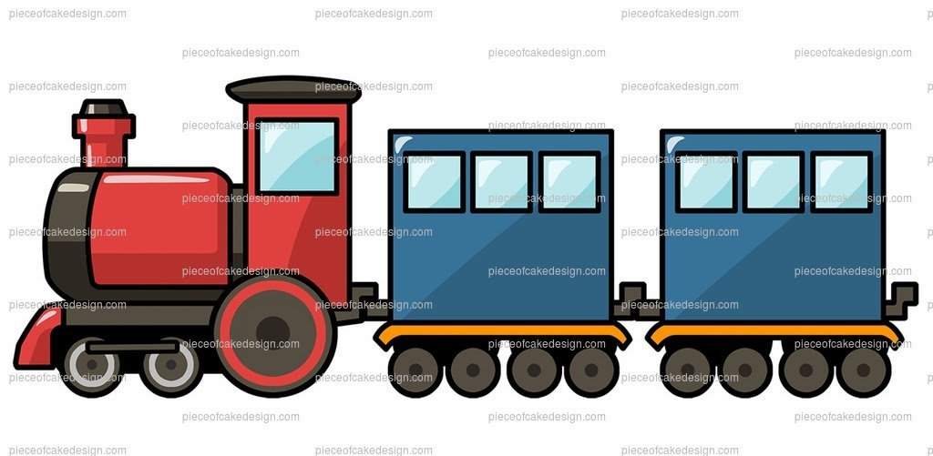 Railroad Tracks Clipart