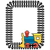 165x165 Train Track Clipart 2126153