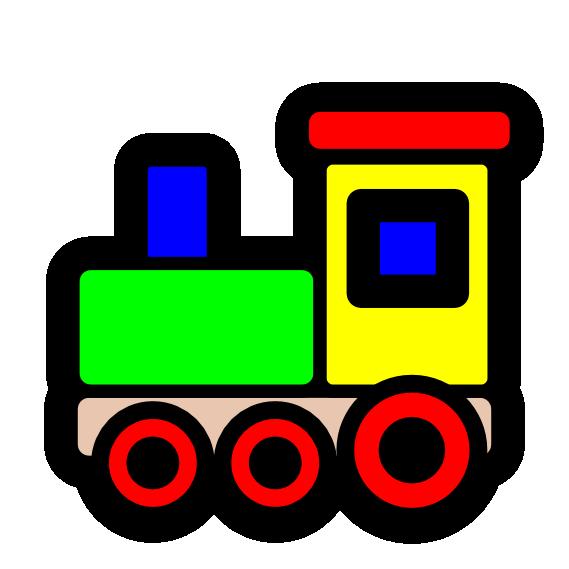 569x569 Train Clip Art Free Clipart Images
