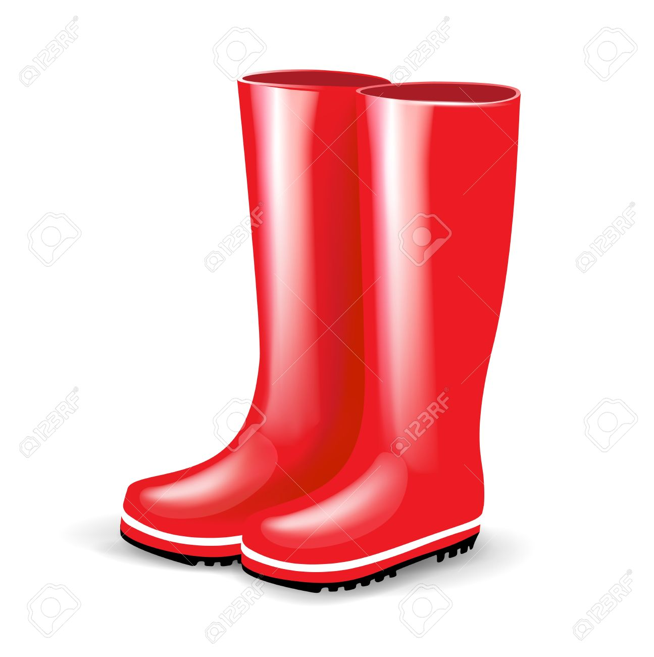 1295x1300 Boots Clipart Pair Boot