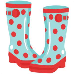 300x300 Rainboots Svg Cutting File For Scrapbooking Cute Cut Files Free