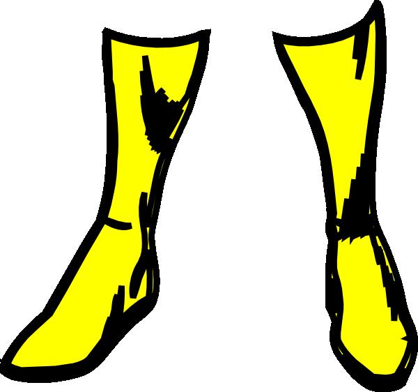 600x562 Totetude Rain Boots Clip Art