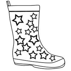 236x236 Drawn Boots Rain