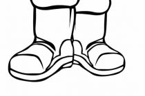 210x140 Boot Coloring Pages Rain Boots Coloring Page Clipart Panda Free