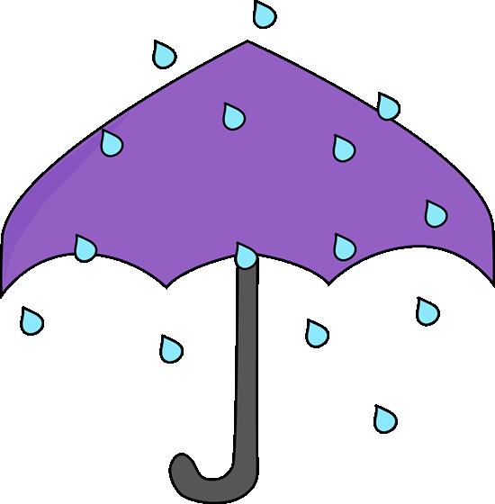 550x560 Rain Umbrella Clip Art