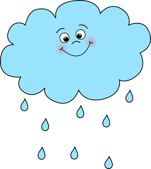 493x550 Happy Rain Cloud Clip Art